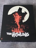 HURLEMENTS / THE HOWLING BLURAY STEELBOOK JOE DANTE WEREWOLF HORROR