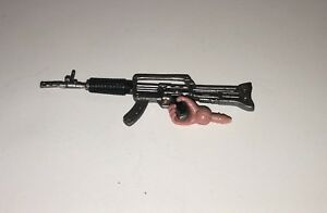 "1 Custom Gun &  1 Right hand with trigger finger for 8"" Mego action figures"