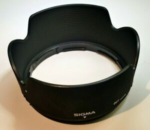 Sigma LH 715-01 Lens Hood Shade for 30mm f1.4 EX DC HSM