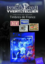 CATALOGUE FRANCE TOME I 2021 YVERT ET TELLIER