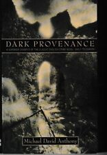 Dark Provenance - PB 1995 - Michael David Anthony - Mystery