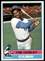 1976 Topps Tim Hosley Chicago Cubs #482