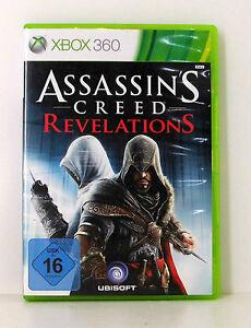Assassin's Creed: Revelations (Microsoft Xbox 360, 2013, DVD-Box)