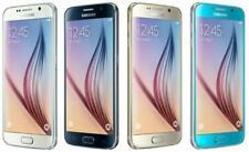 Samsung Galaxy S6 SM-G920P  32GB - Gold (Sprint) 9/10 screen peeling