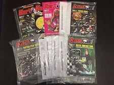 Go Kart - Kart OZ Magazines January 2015 - December 2015 x 11