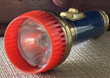 Vintage CUB SCOUTS BSA Official Camping FLASHLIGHT Boy Scout Camp 1950s ?