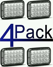 NEW 4 Pack of Feniex Wide-Lux 6X4 Surface Mount Light