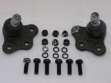 VAUXHALL ASTRA/MERIVA/OMEGA/VECTRA FRONT LEFT AND RIGHT SUSPENSION BALL JOINTS 2