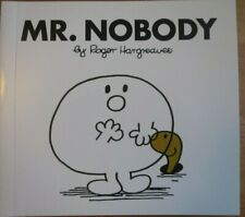 MR NOBODY (47) NEW 2018 EDITION Buy 3 Mr Men Books Get a 4th Free