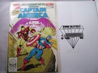 """""""Vintage"""" CAPTAIN AMERICA #9 THE TERMINUS FACTOR 1990 PART ONE OF FIVE 64 PAGES"""