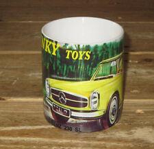 Dinky Toys Mercedes Benz 230 SL Advertising MUG