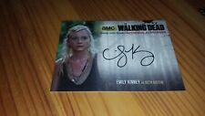 The Walking Dead - EK2 - Trading Card - Autograph - Beth