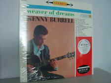 KENNY BURRELL WEAVER OF DREAMS CLASSIC RECORDS 45 SPEED 4LPS AUDIOPHILE 500 PCS
