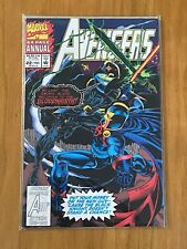 Avengers Annual #22 Sersi And The Black Widow 1993