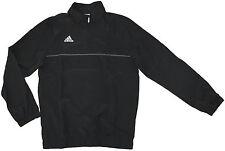 adidas Core 15 Windbreaker Jacke 140 Black/white (schwarz)