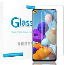 Tempered Glass Film for Samsung a21s to 21 S Screen Protector LCD Display