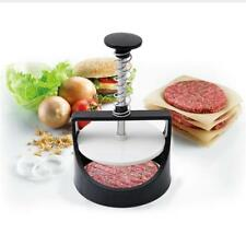 Non-stick Hamburger Press Burger Meat Beef Grill Patty Maker Mould BBQ Tool LC