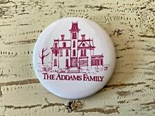 The Addams Family & Little Shop Of Horrors Set of 2 Vintage Movie Promo Pins!