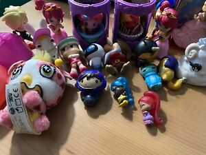 Bundle Of Assorted Surprise Toys - Disney, Poopsie, My Little Pony And More