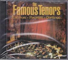 CD 13T LIVE THE TENORS CARRERAS/PAVAROTTI/DOMINGO NEUF SCELLE