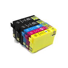 5 XL Drucker-Patronen für Epson 34 XL WorkForce Pro WF-3700 WF-3720 WF-3725 DWF