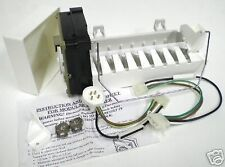 WP4317943 Refrigerator Icemaker Ice Maker for Whirlpool Roper Kirkland