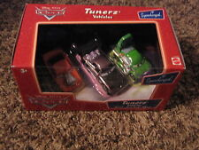 DISNEY CARS TUNERZ VEHICLES 3-PACK BOOST, SNOT ROD, WINGO SUPERCHARGED TRU EXCL.