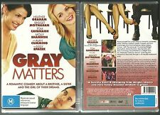 GRAY MATTERS HEATHER GRAHAM BRIDGET MOYNAHAN MOLLY SHANNON SISSY SPACEK NEW DVD