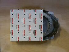 Genuine Ducati Spare Parts Clutch Plate Set, 620, 695, 696, Monster, 19020161A