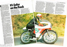 vintage KENT ANDERSSON MOTORCYCLE Article/Photos/Picture's
