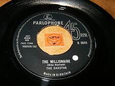 THE DAKOTAS - THE MILLIONAIRE - THE CRUEL SEA   / LISTEN - ROCK SURF POPCORN