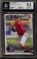2016 Bowman Prospects #BP148 Yoan Moncada Rookie RC BGS 8.5 NM-MT +