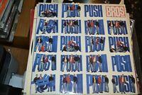 BROS    PUSH      LP      CBS RECORDS    460629 1    1988