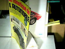 LE FANATIQUE DE L'AUTOMOBILE n°150 : FERRARI DAYTONA / HOTCHKISS/ MONICA/ TALBOT