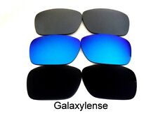 Replacement Lenses For Ray Ban RB4165 Justin Black/Blue/Grey Polarized 54mm 3PS