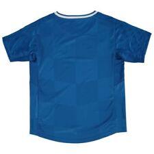Camisetas de fútbol azul para niños PUMA
