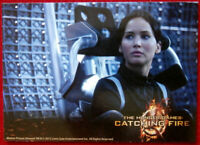 THE HUNGER GAMES - CATCHING FIRE - Indvidual Base Card #40 - Jennifer Lawrence