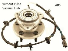 2000-2002 MAZDA B4000 (4WD, 4W ABS) Front Wheel Hub Bearing Assembly