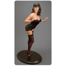 BETTIE PAGE QUEEN OF PINUPS 1:4 STATUE Executive Replicas Only 500 Made NEW HOT!