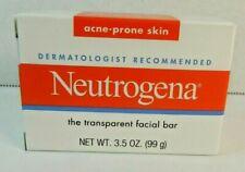 Neutrogena Acne spot Facial Cleanser cleansing soap bar clog pores / blackheads