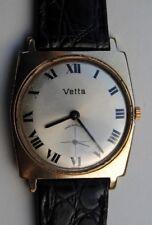 VETTA CIOCCOLATONE EXTRA PIATTO VINTAGE MANUALE GOLD PLATED 20 MICRON CAL P320