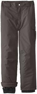 Girls Insulated Snow Pants Kids Size Medium White Sierra NEW