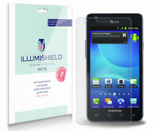 iLLumiShield Anti-Glare Screen Protector 3x for Samsung Galaxy S II I777 (AT&T)