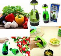 Practical Vegetable Garlic Fruits Slice Chop Cutter Gadget tool Food chopper