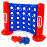 INFLATABLE CONNECT 4 OUTDOOR GARDEN GAME PARTY TOY KIDS CHILDREN FOUR IN A ROW
