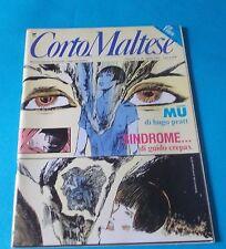 CORTO MALTESE nr. 4 del 1991 (Con inserto V FOR VENDETTA)