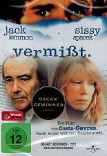 DVD NEU/OVP - Vermißt (Costa-Gavras) - Jack Lemmon & Sissy Spacek