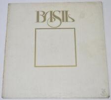 Philippines BASIL VALDEZ Basil OPM LP Record