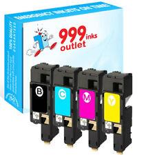 593-11016 593-11018 593-11019 593-11020 Remanufactured Printer Toner - 4 Pack