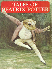 TALES OF BEATRIX POTTER - ROYAL BALLET FILM SOUVENIR BROCHURE - 1971 PAPERBACK